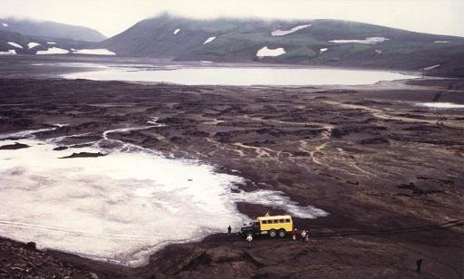 Kamčatka, 1992 m.