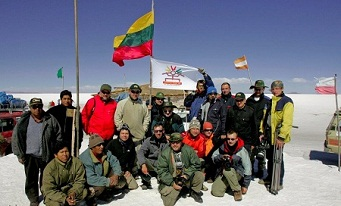 Bolivija - Peru 2005, Matui Šalčiui atminti