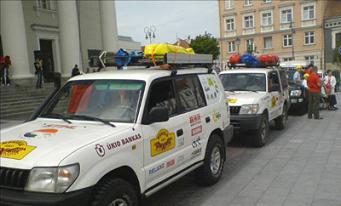 Mongolija, 2007 m.