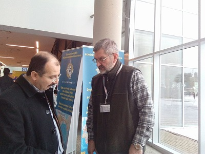 3 Ishak Akay, kultūros draugijos Balturka prezidentas