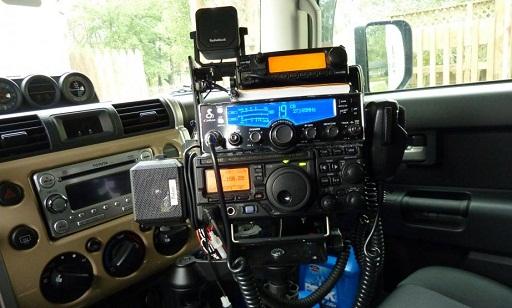 CB radijo ryšio stotelės