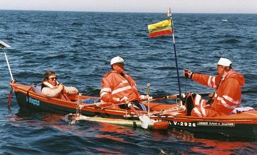 Baltoscandia, 1999 m.
